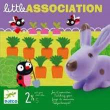 Djeco. Juego Little Association (38553)