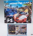 Monster Cars. Stickerworld