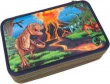 Dino World. Plumier Triple Luminoso 6691