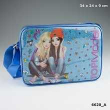 Top Model 17. Bolso Bandolera Friends Azul(6620)