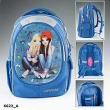 Top Model 17. Mochila Escolar Soft Friends Azul (6622)