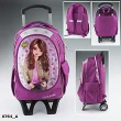 Top Model 17. Mochila Carro Friends Rosa (6764)