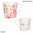Top Model 17. Taza Porcelana (9572)