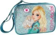 Top Model. Bolso Bandolera Azul 8996