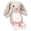 Peluche Nelly Gris 21 cms 7775
