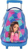 Top Model 19. Mochila + Carro Tropical (10422)