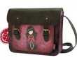 Gorjuss. Bolso Satchel Mediano