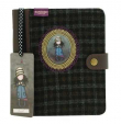 Gorjuss. Libreta Tela Tweed