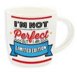 Legami. Taza I'm not perfect but I am limited edition (MUG0030)