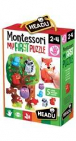 Headu. Montessori - My first puzzle