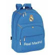 Real Madrid 14 Azul. Mochila Doble Adaptable Carro (611456560)