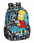 Simpsons Gud Bad 16. Mochila Day Pack (C) (611605665)