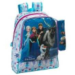 Frozen 16. Mochila Day Pack + Portatodo (C) (611615538)