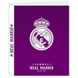 Real Madrid Morado 16. Carpeta 4 Anillas (511677067)