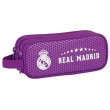 Real Madrid Morado 16. Portatodo Triple (811677635)