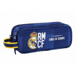 Real Madrid Blue 17. Portatodo Doble (811724513)