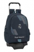 Real Madrid Black 18. Mochila + Carro (611834313)