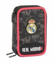 Real Madrid Black 19. Plumier Triple (411924057)