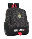 Real Madrid Black 19. Mochila (C) (611924662)