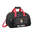 Real Madrid Black 19. Bolsa Deporte (711924273)