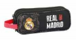 Real Madrid Black 19. Portatodo Triple (811924635)