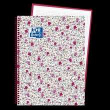 Oxford. Notebook A4 80 Hojas Floral (400088002)