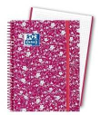 Oxford. Notebook A6 80 Hojas Floral (400088287)
