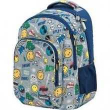 Smiley Pop. Mochila Triple 567015