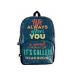Katacrak Happy Quotes 15. Mochila Doble (34175-2)