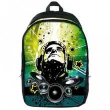 Katacrak Urban 15. Mochila Doble DJ Green (36175-1)