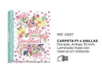 Accessorize 17. Carpeta 4 Anillas (45017)