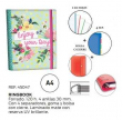 Accessorize 17. Carpeta Ringbook 4 Anillas (45047)