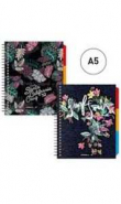 O'Neill Girls 18. Notebook A5 + Separadores (56278)
