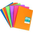 Grafoplas. Carpeta 20 Fundas Gloss Naranja (01452552)