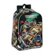 Turtles Fight. Mochila Day Pack