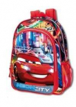 Cars Neon. Mochila Day Pack Pequeña