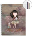 Anekke Cozy. Note-book A4  47010