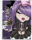 Kimmi Eve Elle. Notebook A5 140 Hojas