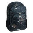 Sparkly 17. Mochila Escolar Doble