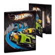 Hot Wheels 14. Carpeta Encuadernada