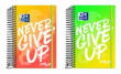 Oxford. Agenda Escolar 8º (D/P) 2018/19 Never Give Up