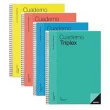Additio. Cuaderno Triplex P192