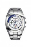 Viceroy. Reloj Pulsera Blanco Real Madrid Acero (43821-05)