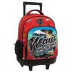Maui & Sons 16. Trolley Mochila Doble (4552951)