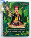 Frida Kahlo. Note-Book A4 (11004040003)