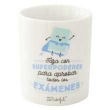 Mr. Wonderful. Taza con Superpoderes Para Aprobar...