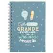 Mr. Wonderful. Note-book A5 Cada Sueño Grande ...