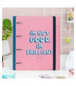 Mr. Wonderful. Ring-Book I'm Not Good I'm Brilliant