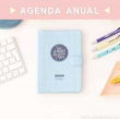 Mr. Wonderful. Agenda 2019 A6 Semana Vista Encuadernada