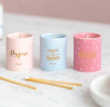 Mr. Wonderful. Set Velas